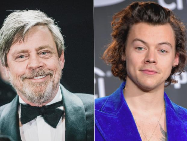 Star Wars: Mark Hamill hints Harry Styles has cameo The Rise Of Skywalker