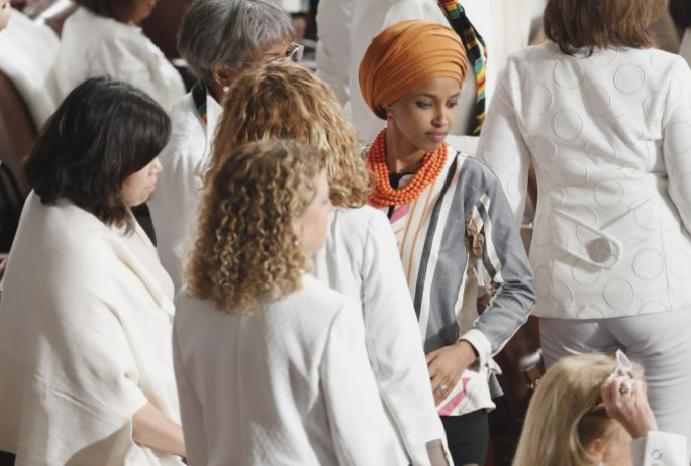 State Union: Why Democratic women are wearing
