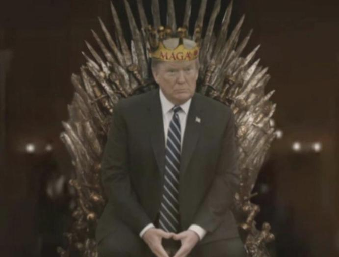 Stephen Colbert targets Trump Game Thrones parody: 'Subpoenas are coming'