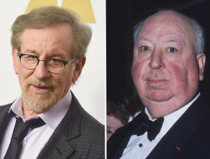 Steven Spielberg tried Alfred Hitchcock times, refused