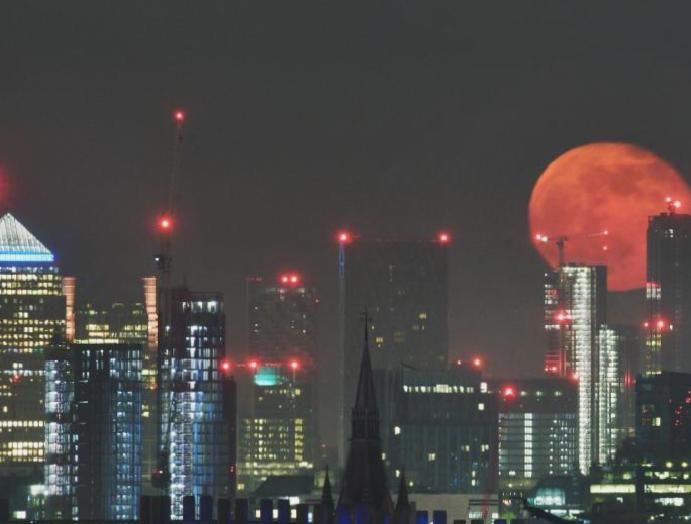 Strawberry Full Moon 2020: What is penumbral eclipse
