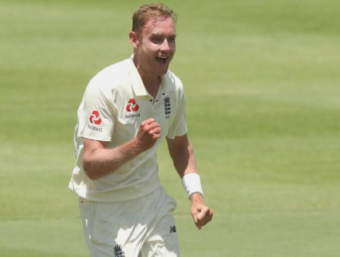 Stuart Broad finds stride England Test South Africa