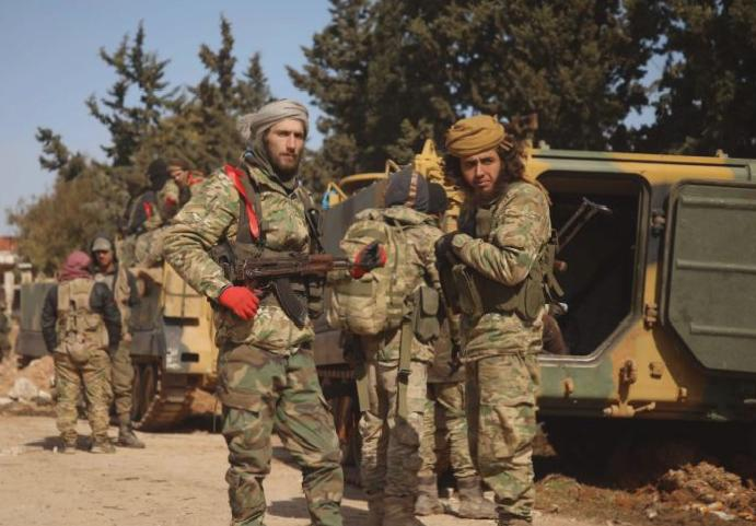 Syria: Five Turkish soldiers killed Assad forces escalation hostilities