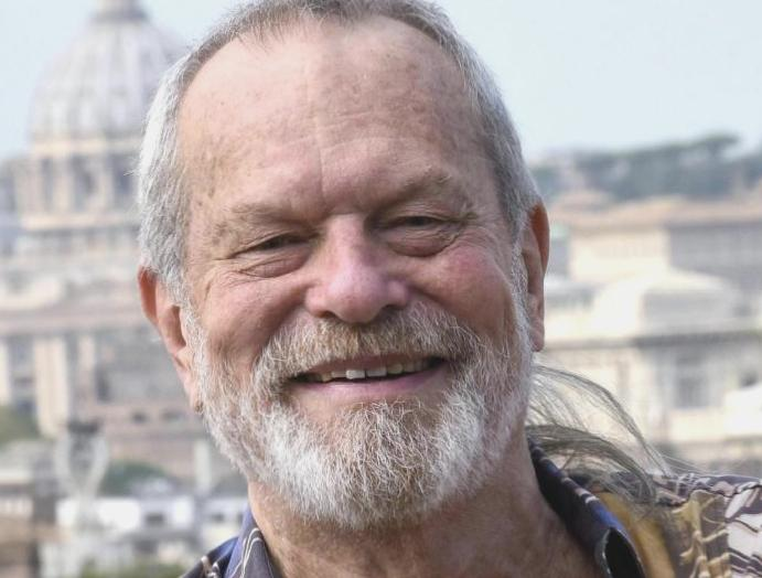 Terry Gilliam: 'I'm men blamed world'