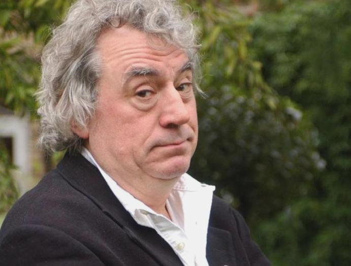 Terry Jones was Monty Python, was swagger