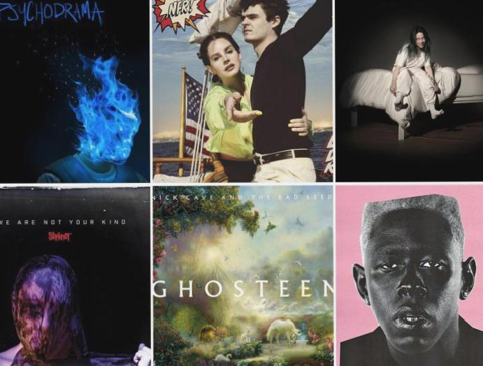 The 50 albums 2019 – Tyler, Creator's IGOR Weyes Blood's Titanic Rising