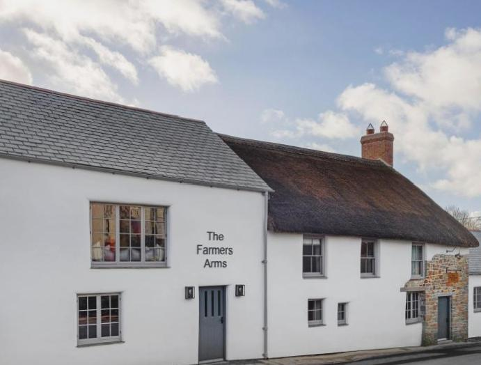 The Farmers Arms, Devon, review: This won't