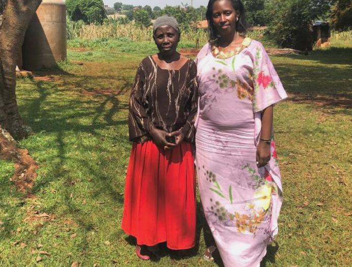 The Homeless Fund: Ugandan makes resources