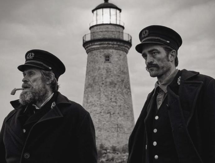 The Lighthouse review: A claustrophobic filled sweaty desire, sickly jealousy, unbridled