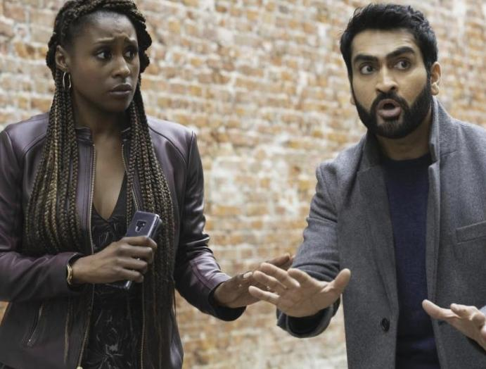 The Lovebirds review: Kumail Nanjiani Issa Rae elevate an anticlimactic romcom