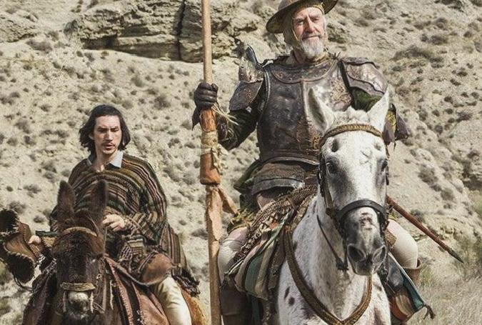 The Man Who Killed Don Quixote review: Terry Gilliam's is wildly