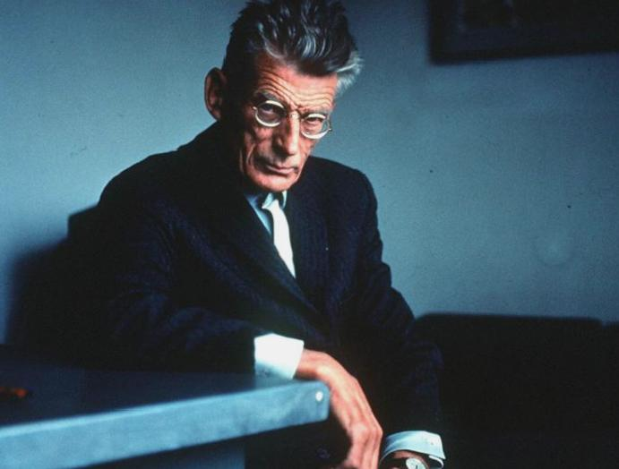The Samuel Beckett was stabbed pimp