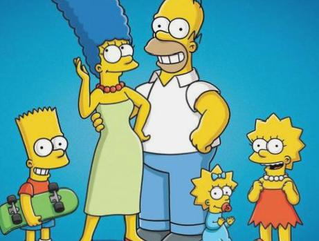 The Simpsons Sky Disney+