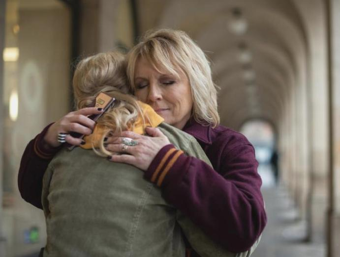 The Stranger, review: Jennifer Saunders thriller is macabre gruesome – it's