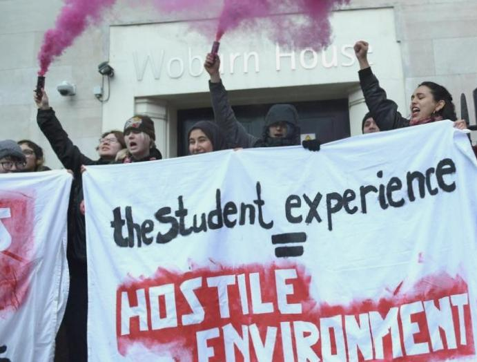 The UK's spineless universities are Home Office's bidding