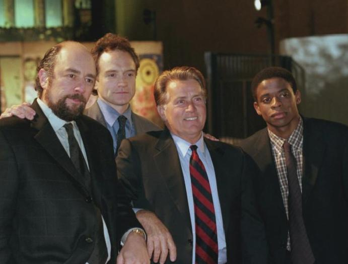 The West Wing says reunion 'coming soon' asked Black Lives Matter