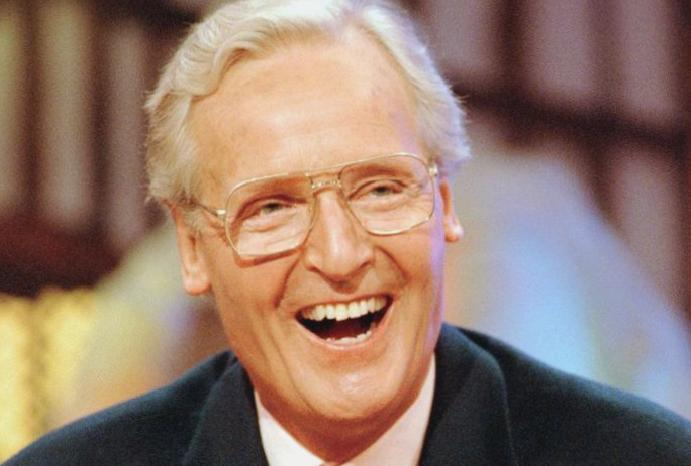 The airwaves an Nicholas Parsons – Just Minute shining intellect felt