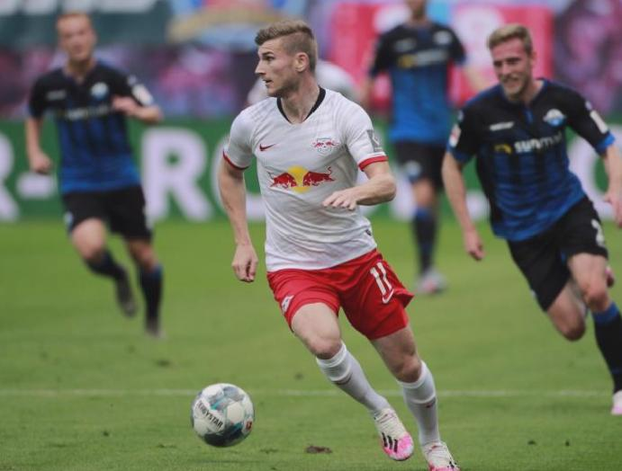 Timo Werner watch: Three things learned RB Leipzig equaliser Paderborn