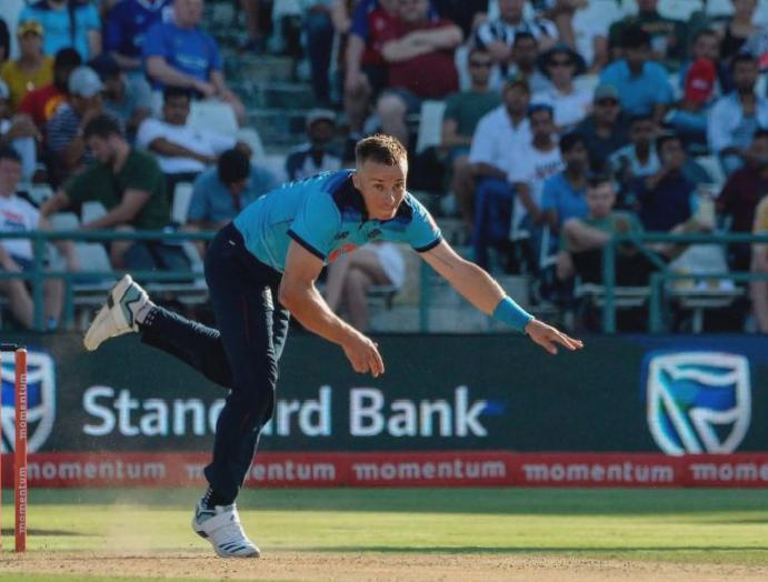 Tom Curran insists England aren't shaken ODI thrashing
