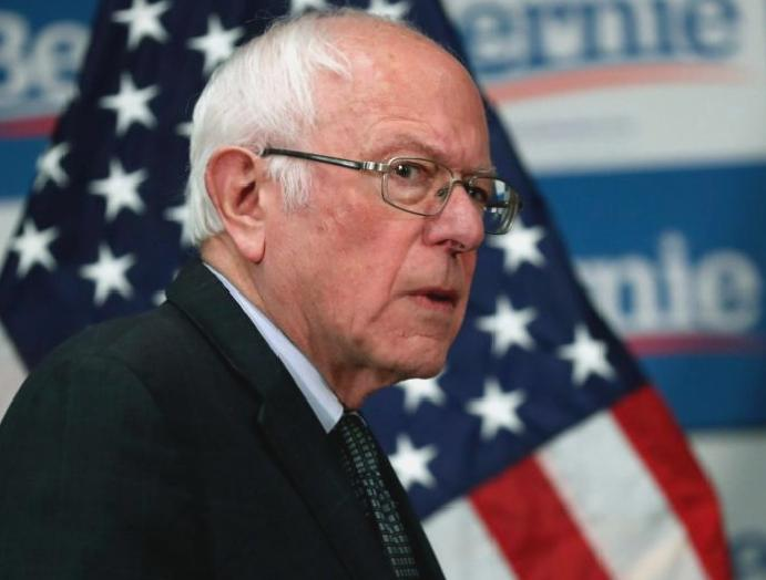 Too late, coronavirus proved Bernie Sanders was right. Now led Biden