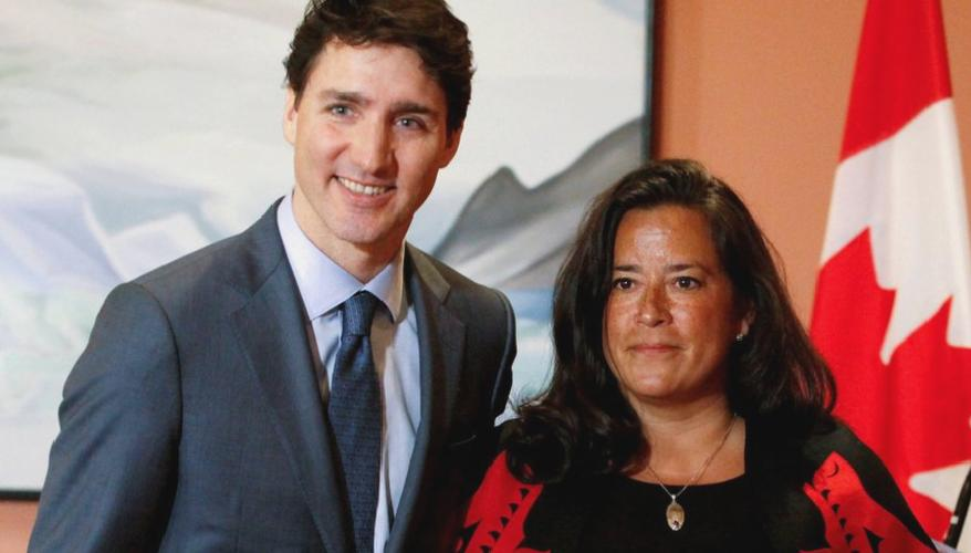 Trudeau Wilson-Raybould: The unseat Canada's PM