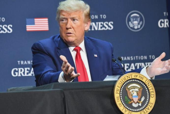 Trump – live: President demands Seattle 'autonomous zone' claims committed 'Ukraine-like transgressions' dealings