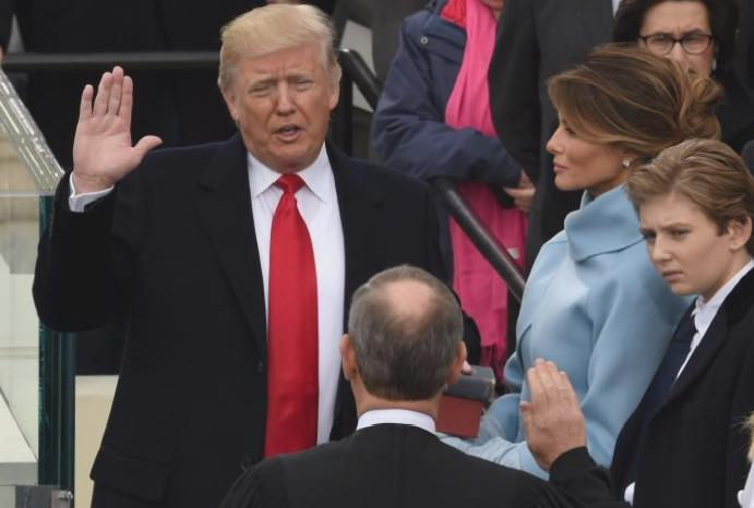 Trump inaugural sued 'grossly overpaying' president's Washington