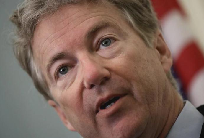 Twitter removes 'violent' tweet Nancy Pelosi's Rand Paul
