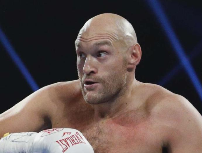Tyson Fury: New Andy Lee reveals Briton rematch Deontay Wilder