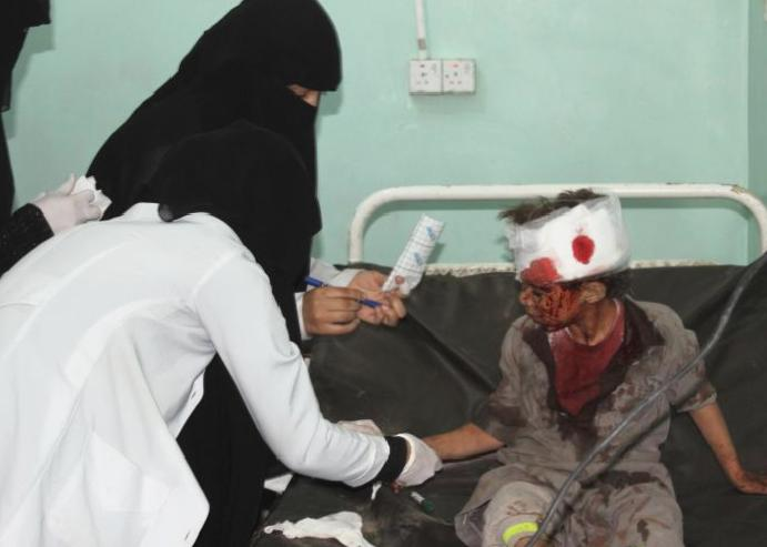 UK US bombs caused 1,000 casualties Yemen, damning finds