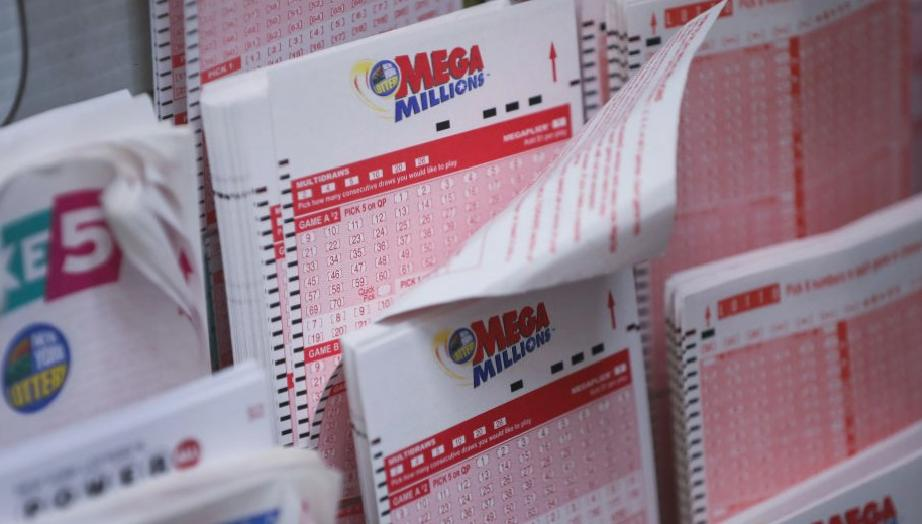 US $1.5bn lottery 'kindly gave queue'