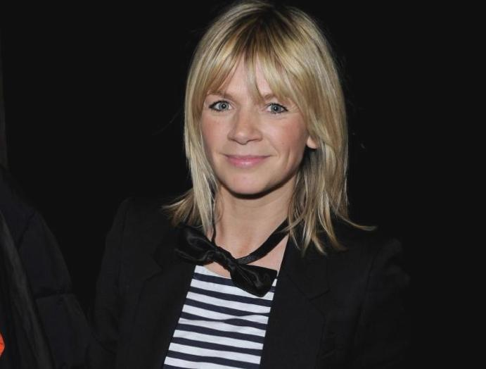 Until women 'ordinary', it's are misogynistic complaints Zoe Ball