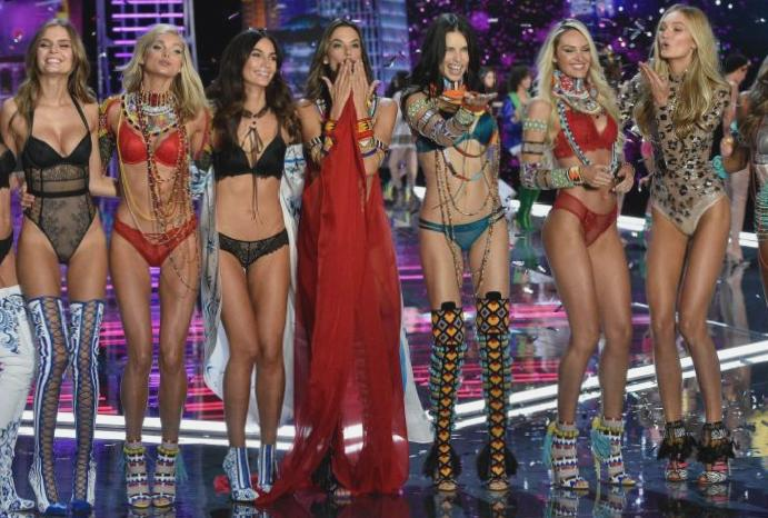 Victoria's Secret goes UK putting 800 jobs