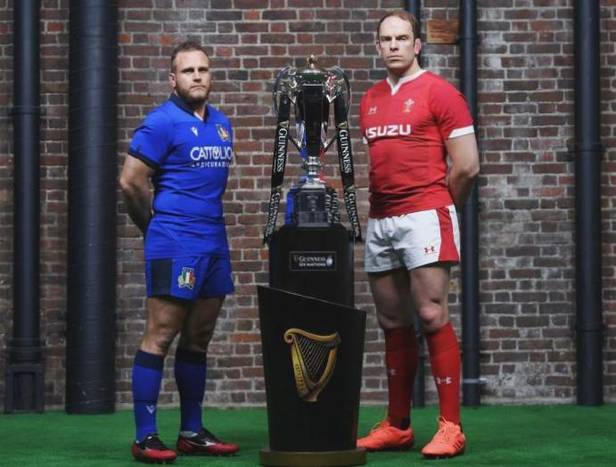 Wales Italy stream: How Six Nations fixture TV,