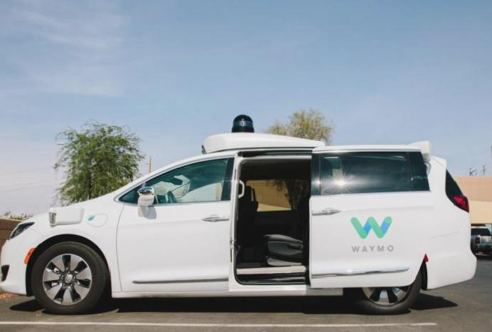Waymo commits safety-drivers 'driverless' cars