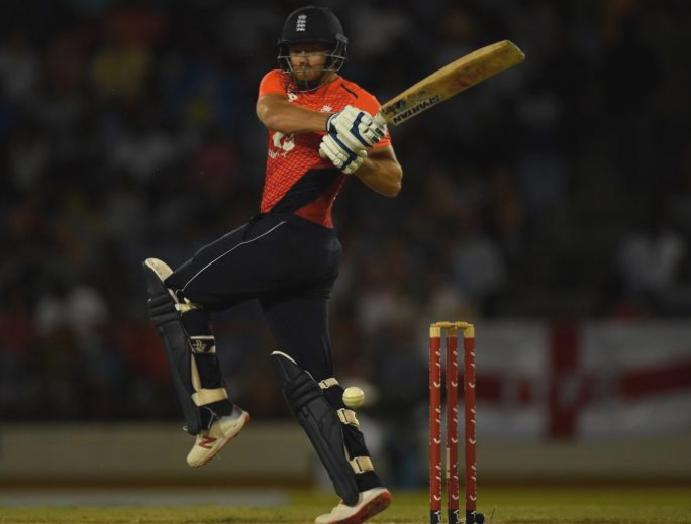 West Indies England: Jonny Bairstow revels batting inspiring Twenty20