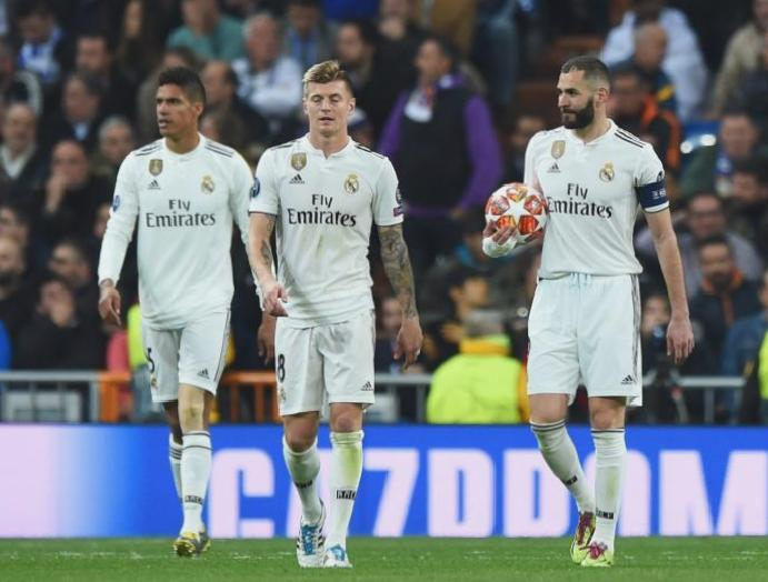 What Real Madrid? Champions League Ajax leaves cusp exhaustive reset