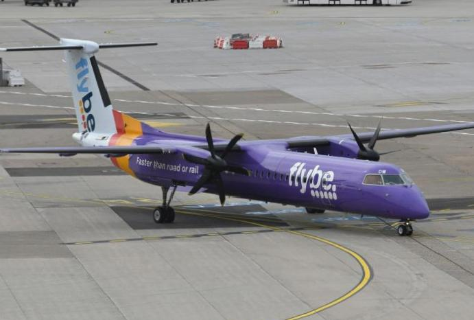 What are passengers' rights Flybe does collapse?