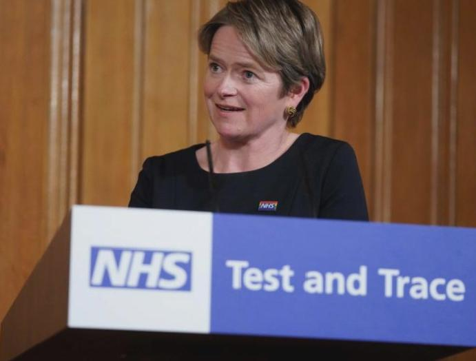 What is NHS Test Trace does work?