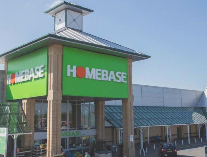 Which Wickes Homebase stores reopened distancing measures?