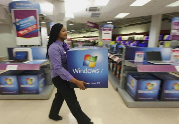 Windows 7 users urged PCs cyber attacks Microsoft ends