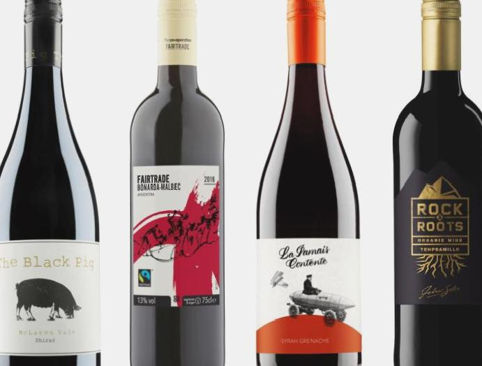 Wines week: 7 reds January blues