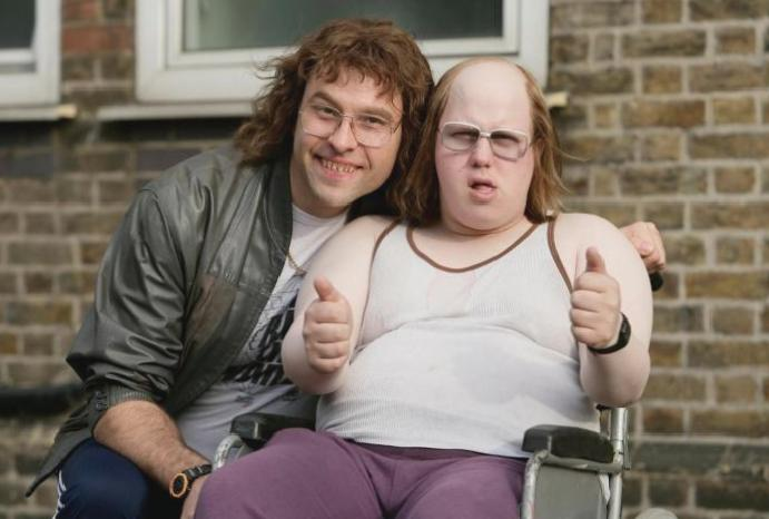 Yeah yeah: It was unedifying viewing, Little Britain deserves