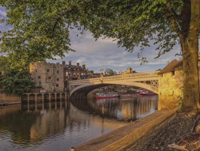 York, Cardiff Oxford are UK's cities,