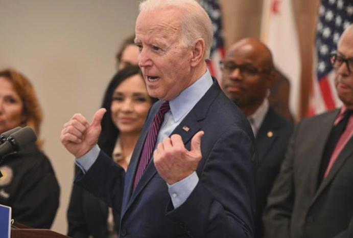 'Joe is tweets?' Sanders' hits Biden called 'negative Bernie Brothers'