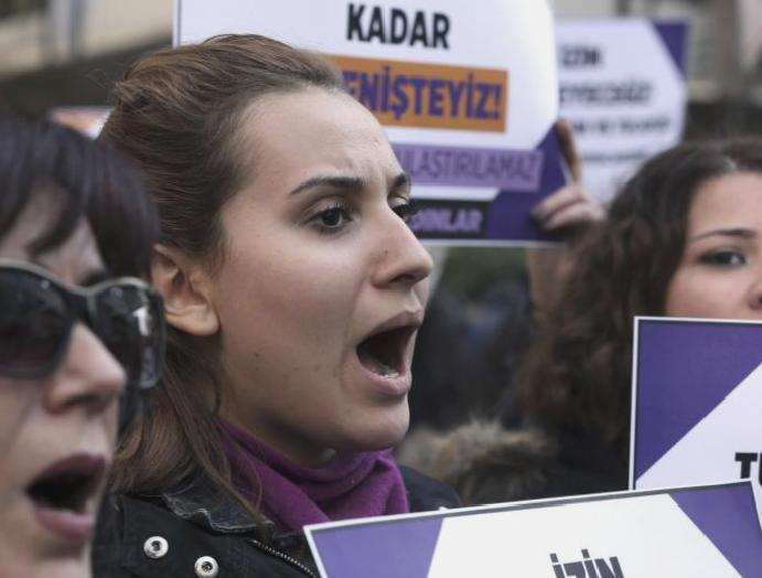 'Marry-your-rapist' introduced lawmakers Turkey