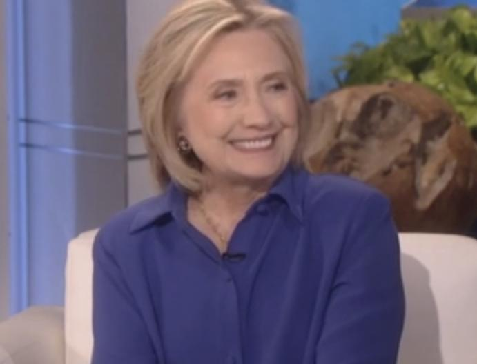'Never never': Hillary Clinton responds questions becoming vice-president