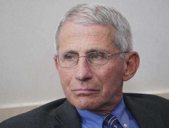 'That is fact': Dr Fauci hits Trump's claims coronavirus