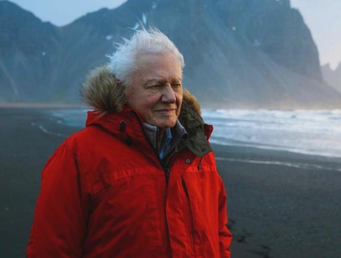 'The has come': Sir David Attenborough issues urgent