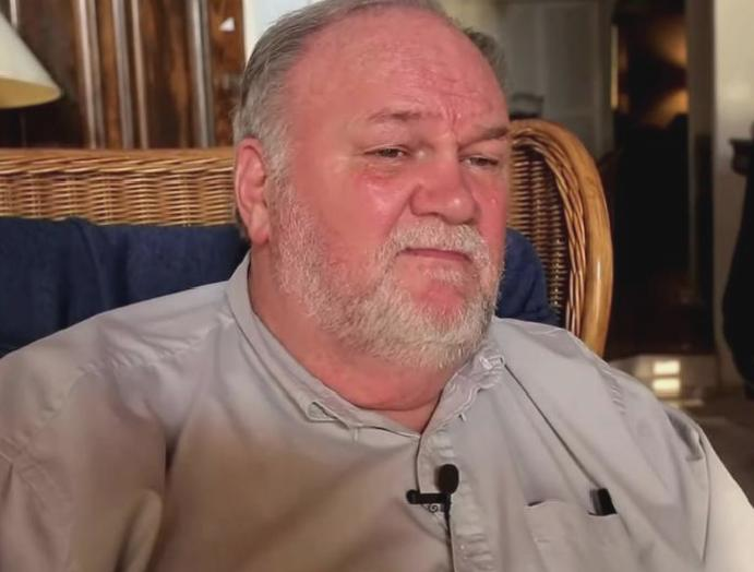 'The is lowered ground': Thomas Markle denies 'trashy' fears Meghan Prince Harry